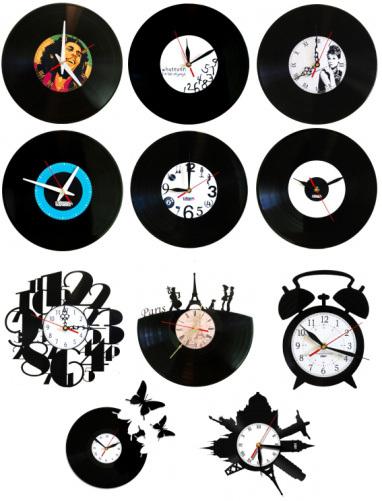 zegary winylowe
