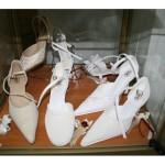 buty ślubne, diana pracownia sukien