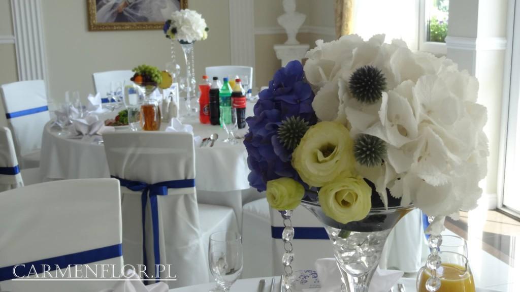 dekoracja sali carmen flor