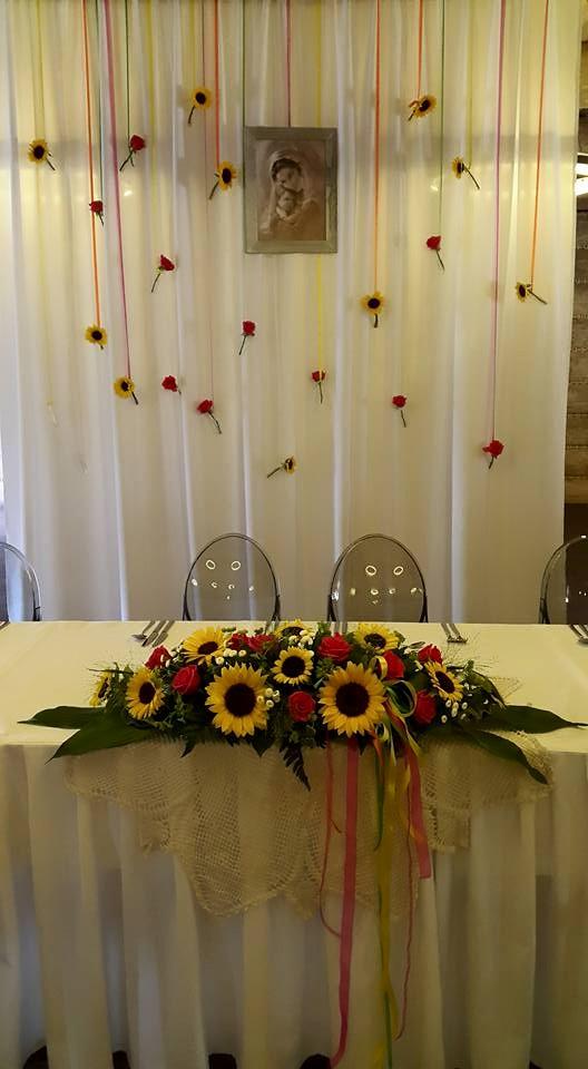 Słonecznikowe wesele