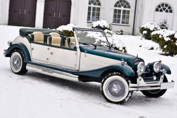auto ślubne nestor baron