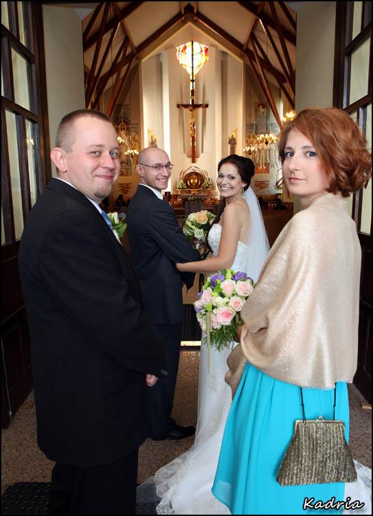 Świadek na ślub