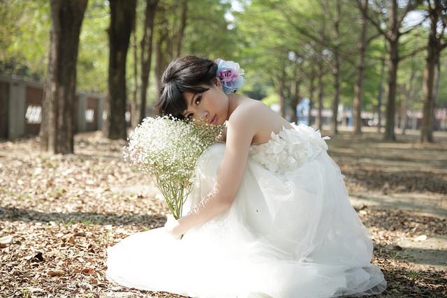 wiosenna panna młoda