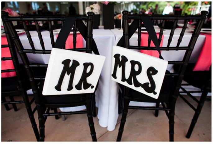 krzesła weselne