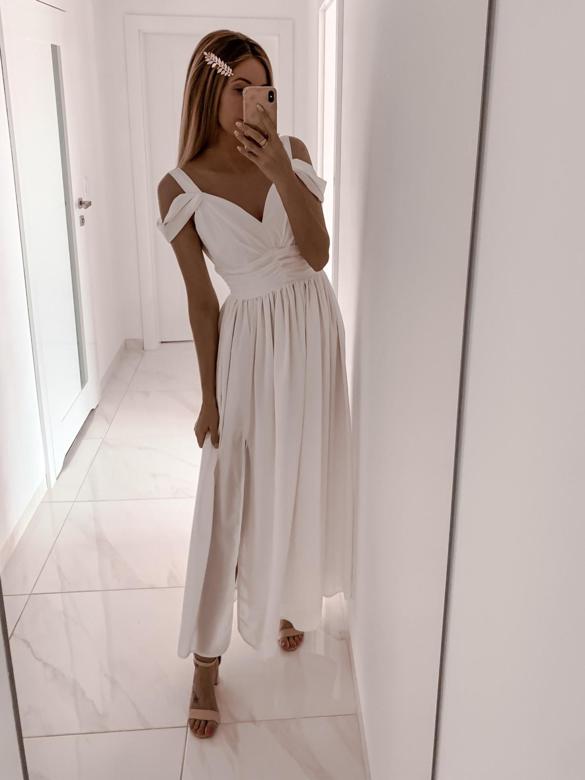 Emma sukienka z szyfonu Kartes moda