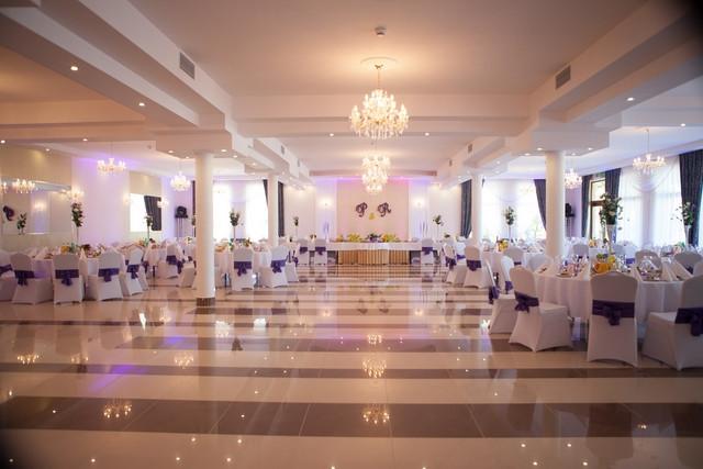 Sala weselna Hotel Polonia