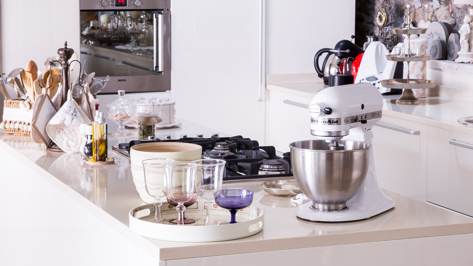 prezent na ślub robot Kitchen Aid