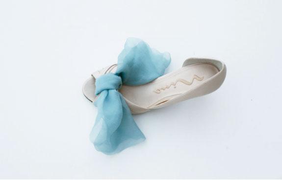 buty ślubne zrób to sam