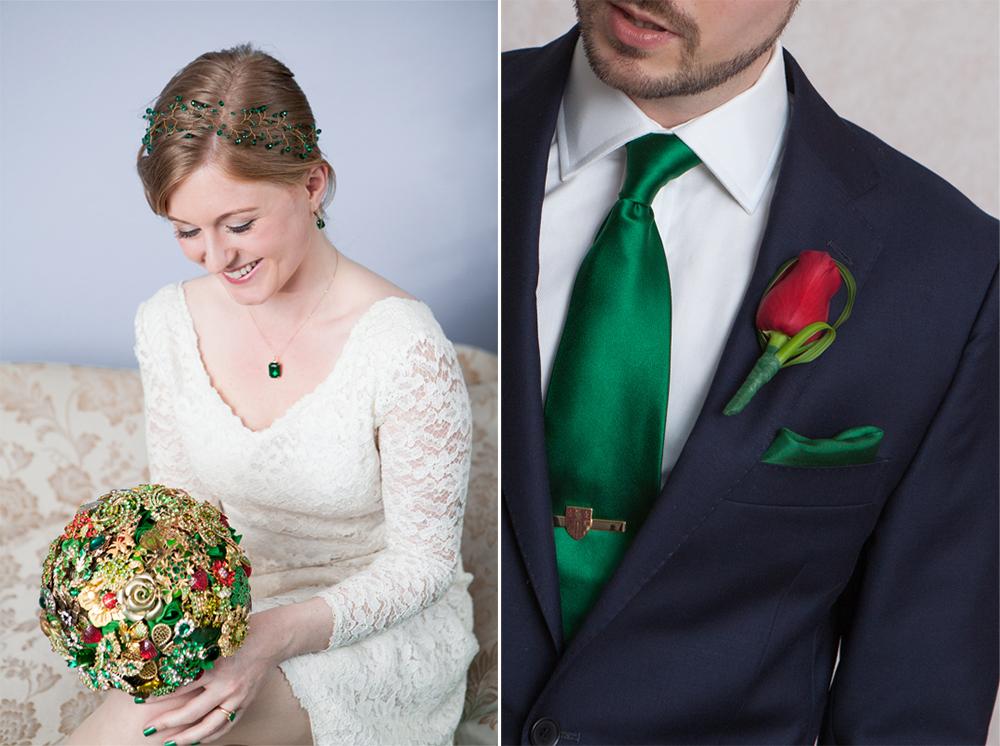 Szmaragdowy ślub