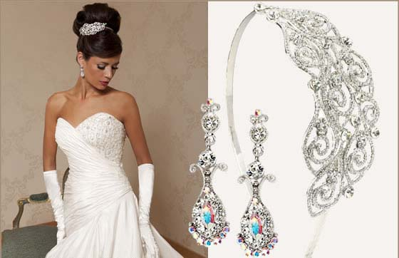 biżuteria na ślub