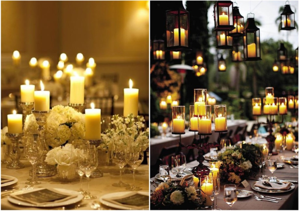 Beautiful-Candle-Centerpieces-For-Wedding-Reception-Tables-Wedding-Receptions