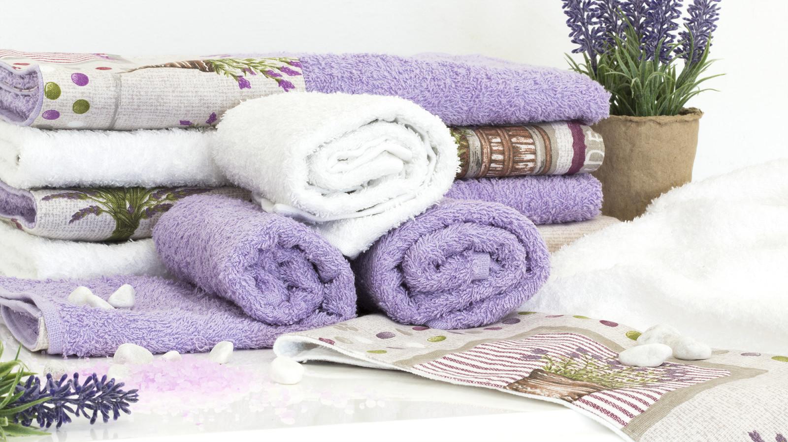 ręczniki na prezent ślubny