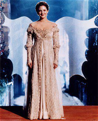 Suknia Drew Barrymore Długo i Szczęśliwie