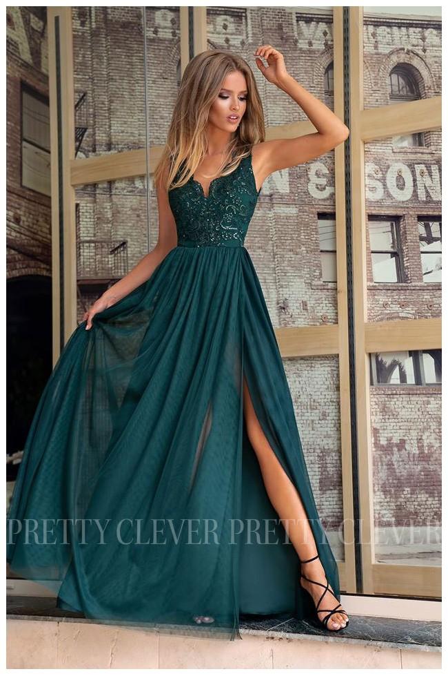 ekskluzywna-tiulowa-sukienka-maxi-aleksja-butelkowa-prettyclever