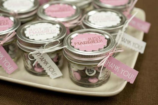 Słodkości dla gości weselnych