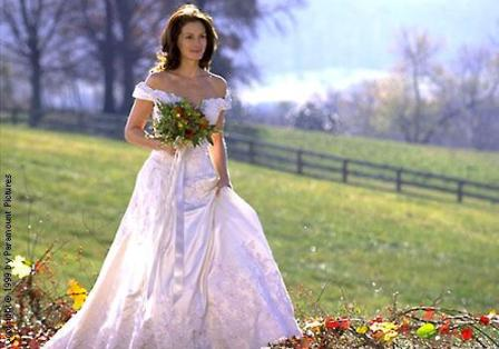 Suknia Julii Roberts Uciekająca panna młoda