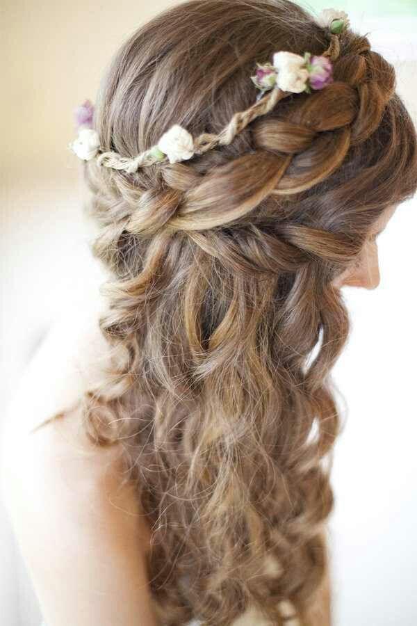 romantyczna fryzura
