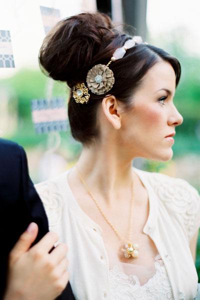wysoki kok na wesele