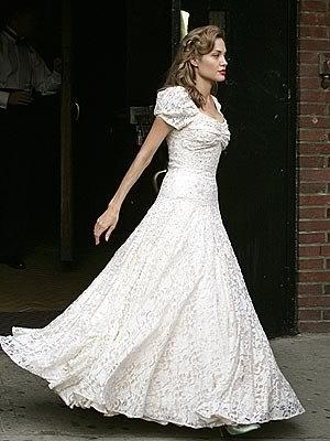 Suknia Angeliny Jolie Dobry Agent