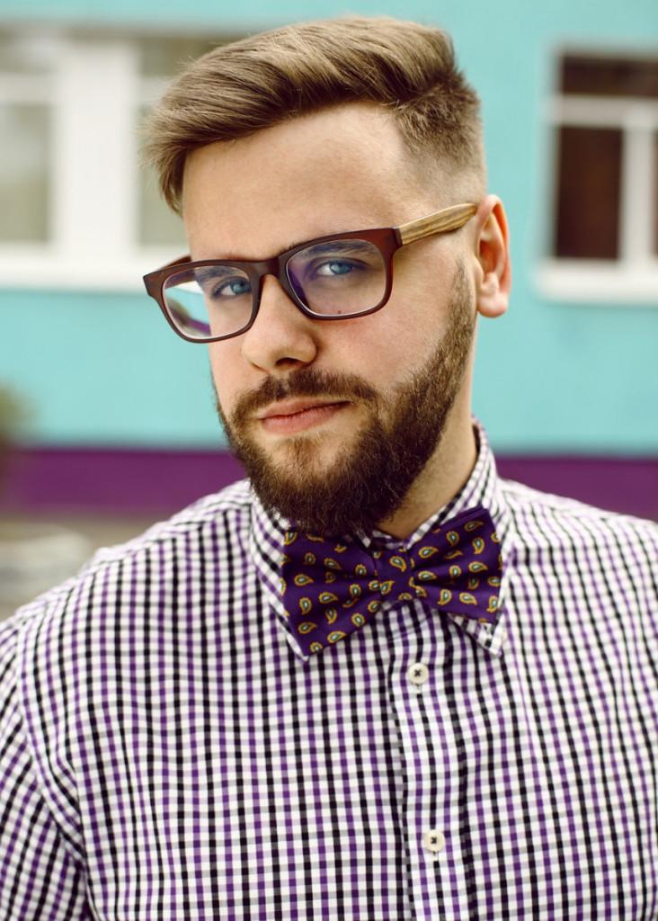 garnitur hipstera