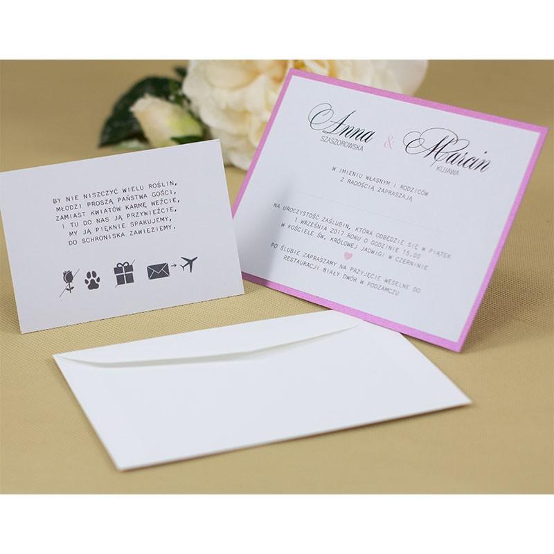 Jak Potwierdzić I Odmówić Zaproszenie Na ślub ślub W Białej