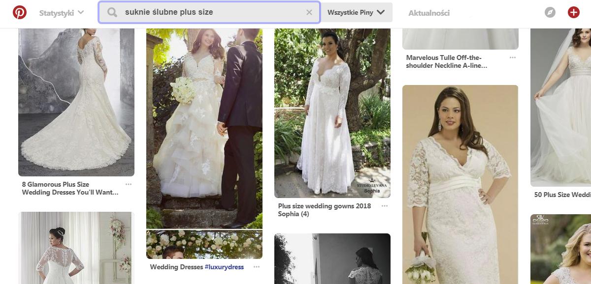 Jak Wybrać Suknię ślubną Xxl ślub W Białej