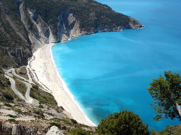 Kefalonia plaża myrtos