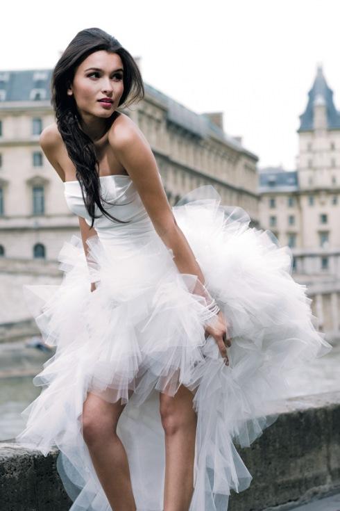 Cymbeline - Suknie ślubne krótkie
