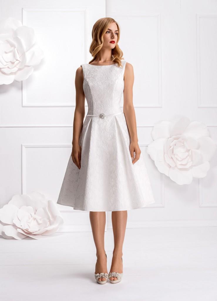 Suknia ślubna Model E-3009 Elizabeth Passion