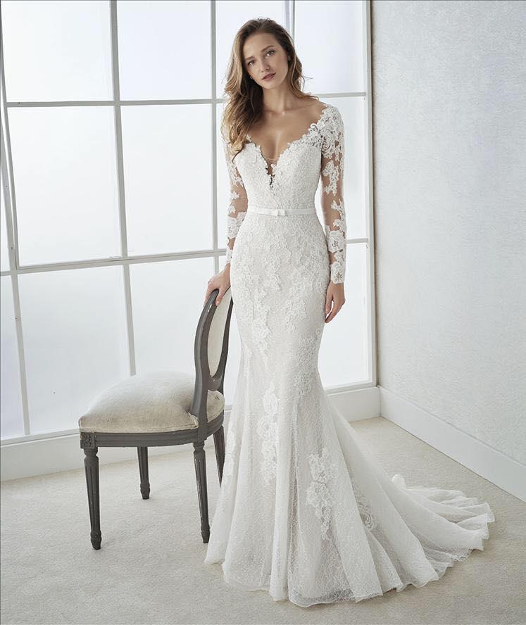Salon Sukien ślubnych La Novia ślub W Białej