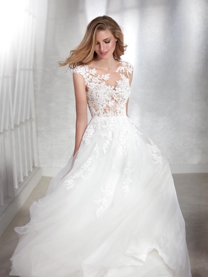 Suknie ślubne 2018 ślub W Białej