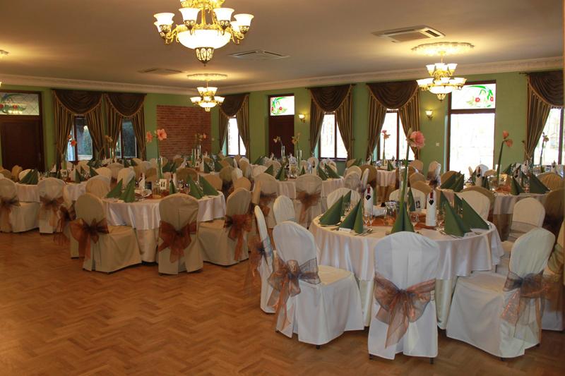 Sala weselna Leśny Dwór