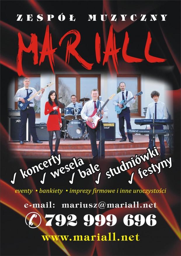 zespół muzyczny mariall na wesele biała podlaska