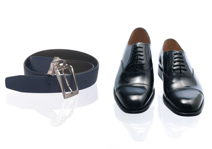 pasek i buty