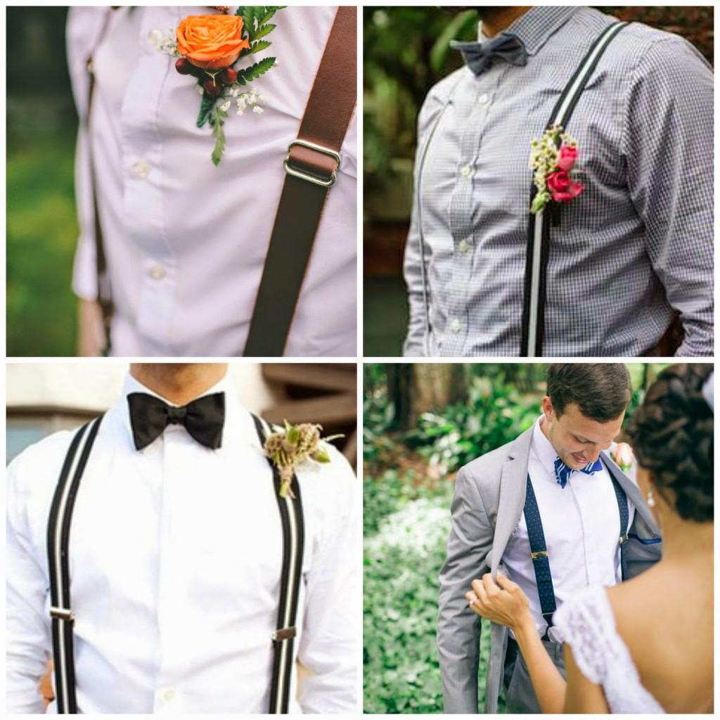 Pan Młody W Stylu Retro ślub W Białej
