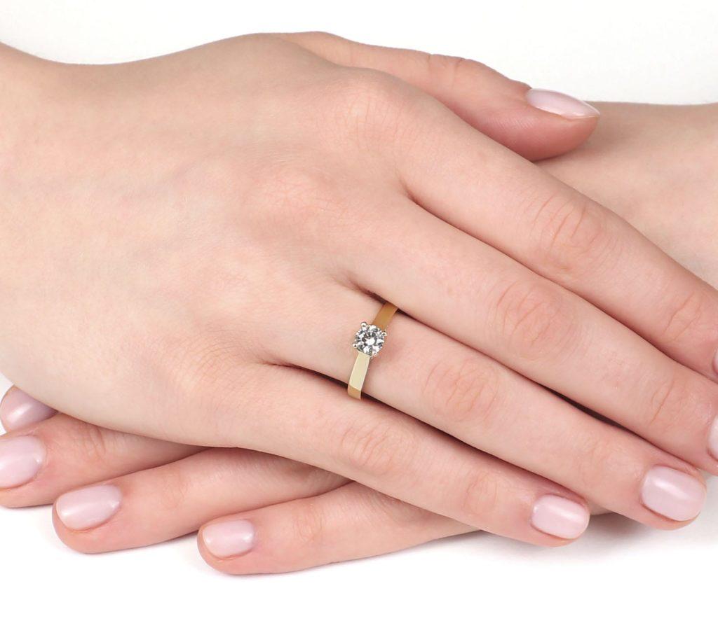 Pierścionek Zaręczynowy Czyli Co Należy Wiedzieć ślub W Białej