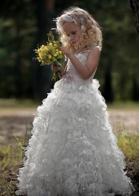 Małe Druhny Czyli Dzieci Na Weselu Ślub W Białej