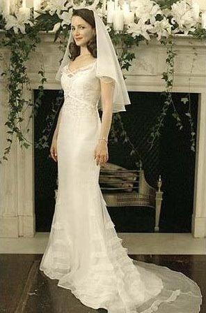 Suknia Kristin Davis w filmie Seks W Wielkim Mieście