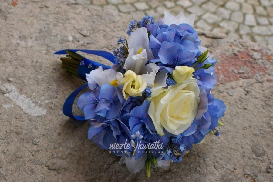 kwiaty niebieskie