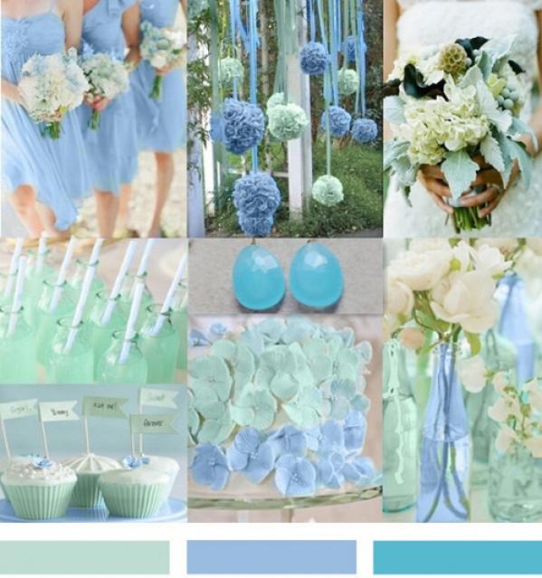 ślub niebieski