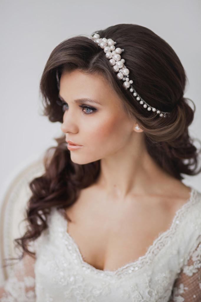 tiara ślubna