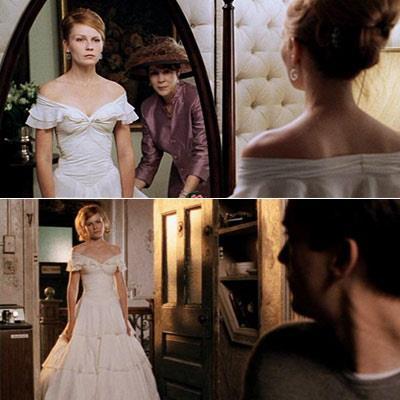 Suknia Kirsten Dunst w filmie Spider-Man
