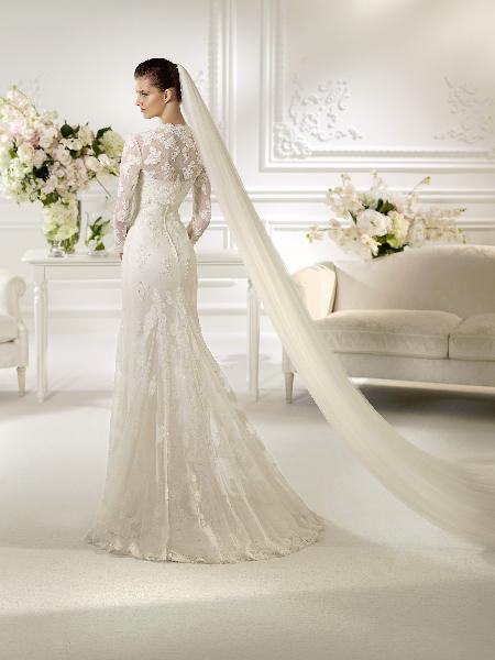 transparent la novia
