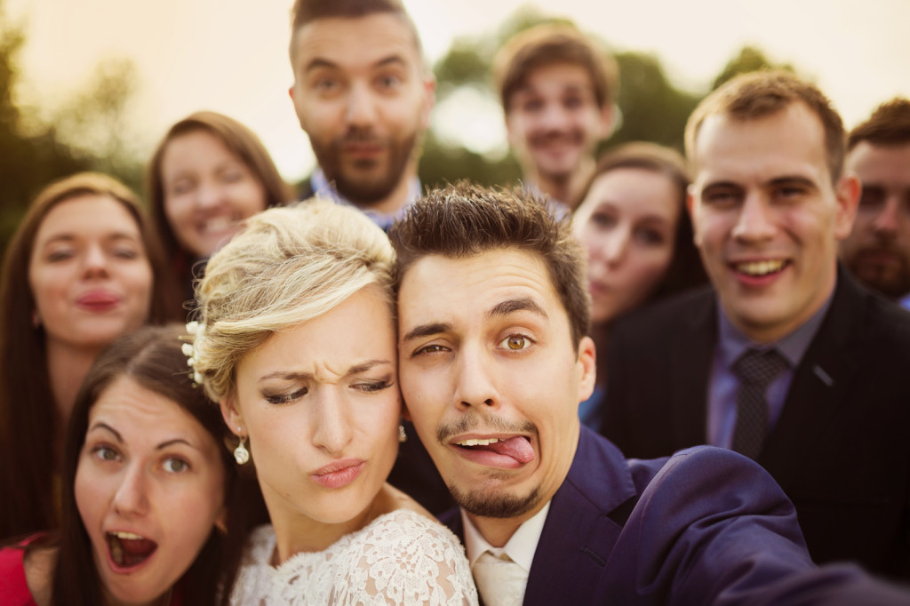ślub z elementami folkloru