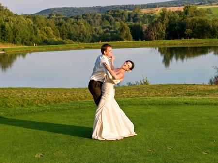 wesele na polu golfowym 1