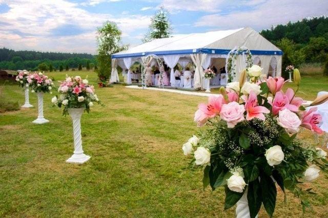 wesele w parku 1