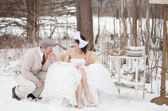 Wesele Zimą Dlaczego Nie ślub W Białej
